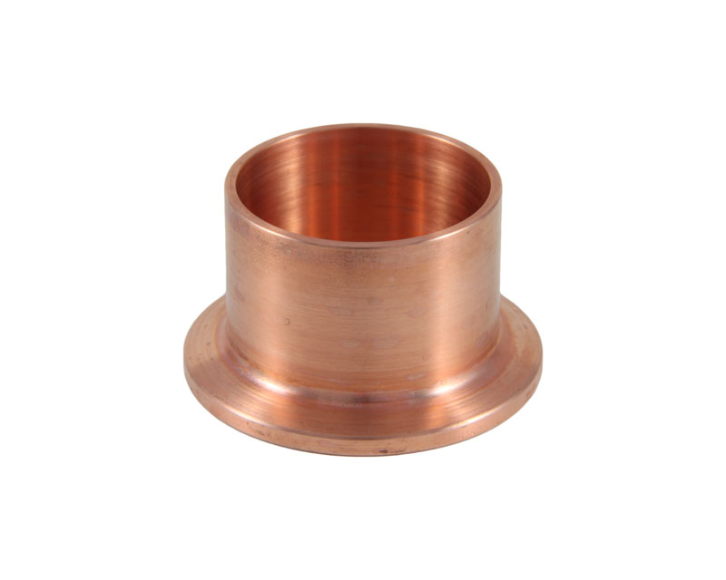 Quot tri clover compatible amp long ferrule copper from