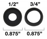 "1/2"" & 3/4"" Tri Clover Compatible Gaskets"