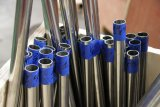 "1"" 304 Stainless Steel Tubing - Scrap"
