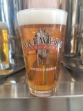 Brewers Hardware Pint Glass