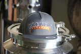 Brewers Hardware Snapback Dark Grey Hat