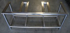 The Brew Stand Lite - Single Tier Stainless Steel Brew Stand