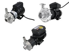 115V, 115V/230V Switchable, and Tri-Clamp Available