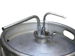 American Sanke Keg Fermentor Kit with Thermowell