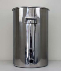 15 Gallon TC Fitted HLT or Boil Kettle withTemperature Port