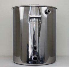 30 GallonTC Fitted Mash Tun with False Bottom and Temperature Port