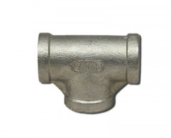 "1/2"" FPT TEE - 304 Stainless Steel"