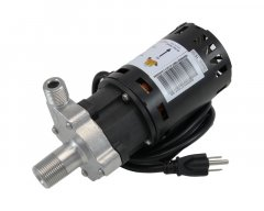 Chugger Stainless Steel Center Inlet Pump