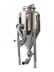 30 Gallon Stainless Steel Conical Fermentor