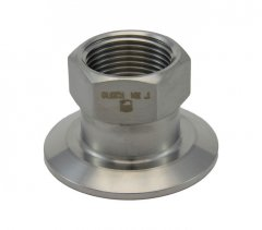 "2"" Tri Clover Compatible X 1"" Female NPT"