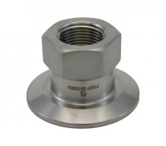"2"" Tri Clover Compatible X 3/4"" Female NPT"