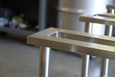 The Brew Stand V2 - Single Tier Stainless Steel Brew Stand