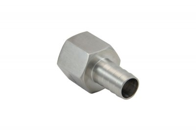 "1/2"" Threaded Hose Barb 1/2"" High Flow Female"