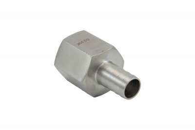 """Barb Tubing x FPT Adapter-Barb Size:3//4/""""-FPT Size:3//4/"""""""