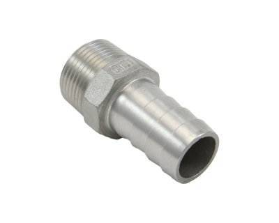 "1"" Threaded Hose Barb"