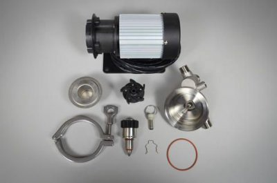 Riptide Pump Disassembled