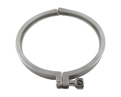 "12"" Tri Clover Compatible Clamp"