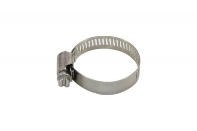 "Worm Clamp for Strainer Filter Net - 5.5"" OD Body Only"